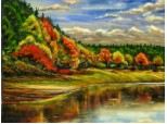 peisaj de octombrie