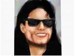 Michael Jacskon portrait ... Pentru Irina. :)