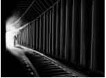 """""""Then it comes to be that the soothing light at the end of your tunnel..."""