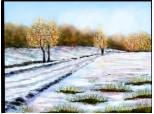 s-a intors iarna
