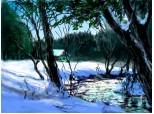Iarna la Cheia