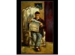 Tat'su lui Paul Cezanne...