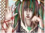 Anime Sweet Girl.... desenul cu nr. 100 >:)...