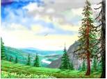 pe Muntele Ceahlau 2