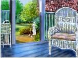 scaunul bunicii