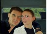 Alex si Mony :D