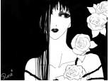 Rose^on^light