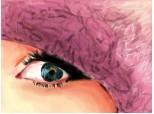 Ochii ei albastrii...