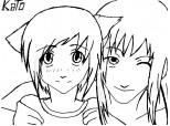 Yuki and Keiko :)