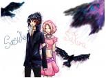 Sasuke si Sakura