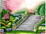 garden tea party (concursul  *Dark_passion* )