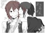 Kiyoshi and Yuzuki..