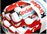 Kinder maxi chocolate <3 Rich in milk :x