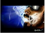 Doggie smoke