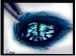 Cheshire cat eye.