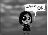 weirdeness is not wrong