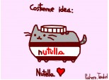 Nutella-Pusheen