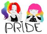 PRIDE-GAY & PANSEXUAL