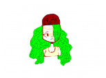 its me just i dont have this color hair