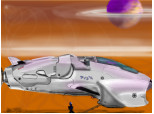 Urmatoarea misiune , Statia spatiala OBERON
