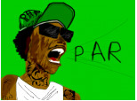 Wiz Khalifa Cry Rap Hip Hop Poster