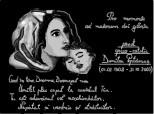 Desen 65094 continuat:...fecioara Maria cu pruncul Isus