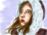 winter girl :)