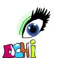 un ochi albastru pt toti de pe site-ul asta :)