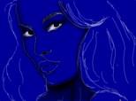un albastru infinit..