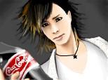Hiroto :  hey! nu potzi sa faci 14 ani fara coca cola ;)