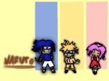 eeeeeeeeee des petits ninja
