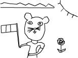 primul meu desen frumos