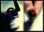 nail polish..