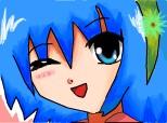 Anime Blue xD