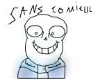 Skeletonul sans cel comic