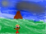 erupe vulcanul