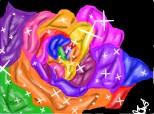 trandafir... pt. toti desenatorii din lista mea de mess