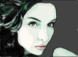 ...green girl...