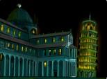 Catedra si Turnul din Pisa