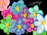 ...floricele...