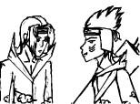 Itachi & Kisame