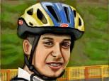un mare pasionat de ciclism