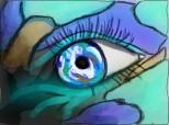 ...earth eye...