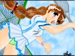 anime girl sport