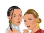 doua fete cucuiete