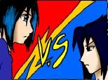 Takuya VS Sasuke
